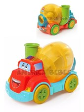 Camion Mix Ball. Luces de colores y sonidos alegres. +18 meses. Calesita.