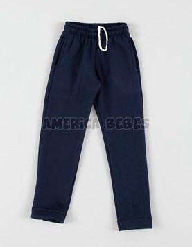 Pantalon achupinado nena de friza. Zero.