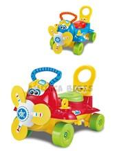 Caminador andador AVIONCITO FELIZ con luces. Zippy Toys.
