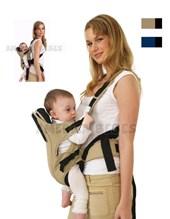 Mochila Porta Bebé. 3 posiciones para llevar al bebé. Colores surtidos. Priori