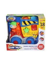 Tractor didactico. Contiene luces y sonidos. + 18 m. Zippy Toys.