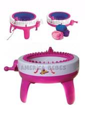 Máquina de Tejido SOY LUNA Grande. Zippy Toys.