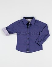 Camisa M/L bebe lunares- Globitos. Colores surtidos. Popeye.