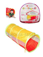 Túnel CARPA SUNNY CAT Plegable autoarmable. Edad + 3 años. Colores surtidos. E-Learning.