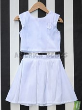 Conjunto de vestir  Trajecito Shantun. Varsity.