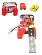 Banquito mesa de juegos Cars. Zippy toys