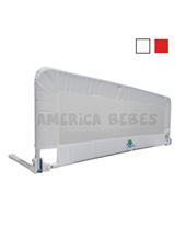 Baranda de seguridad para cama. Extensible y rebatible para ambos lados.Colores surtidos. Duck.