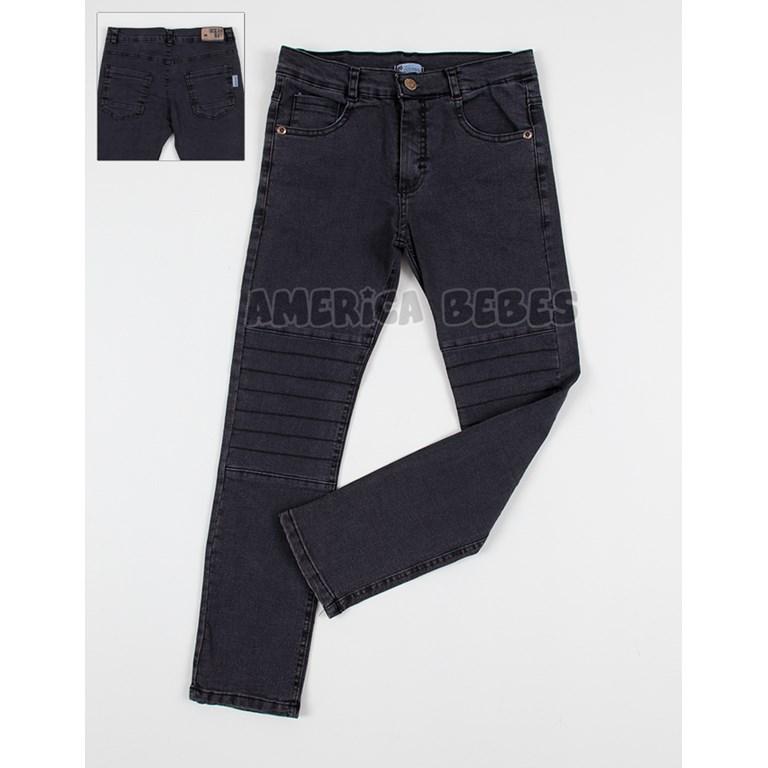 6f9f14ae8 Pantalon niños Denim c lycra chupin. Facheritos. - America Store