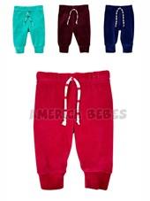 Mini pantalon con lazos. Colores surtidos. Pachi.