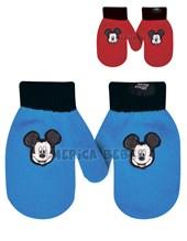 Manopla con aplique bordado Mickey. Colores surtidos. Disney Licencia.