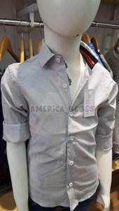 Camisa niño a lunares elastizada. Popeye Kids.