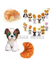 Sweet Pups. Cachorros REVERSIBLES  se transforman en tus pasteles favoritos. Medida 10cm. Shine.