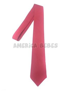 Corbata ceolon rojo ADULTO colegial.