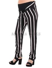 pantalon fibrana con volado y cinto en cintura. Que sera?