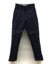 Pantalon mecananico AZUL Colegial. Talle 6 en adelante viene SIN PINZAS. Talle: 2-4 CON PINZAS. Su-roger