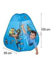 Carpa  Infantil Pirata Aparecer Plegable . Iplay.