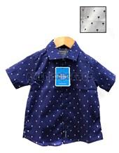 Camisa Bebe M/C Palmeras Elastizada. Colores surtidos. Popeye Kids.