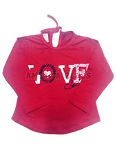 REMERA ML NENA LOVE SOL DE CHICOS