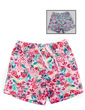 Short floreado nena. Colores surtidos. BWay.