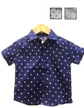 Camisa bebe M/C pintitas. Colores surtidos. Popeye Kids.
