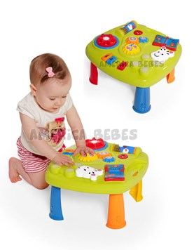 MESITA DIDACTICA MUSIC TABLE CALESITA
