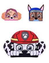 Gorro tejido con orejas aplicadas. Paw Patrol. Colores surtidos. Disney Licencia.