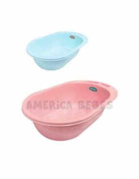 Bañera para bebes Classic. Capacidad 20Litros. Colores surtidos. Priori.