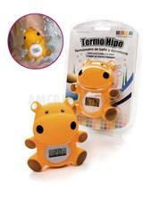 Termometro digital Hipo para baño y dormitorio. Alerta de temperatura alta. Baby Innovation.