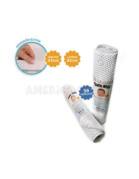 Alfombra antideslizante para bañaderas y duchas. 43x92cm. Baby Innovation.