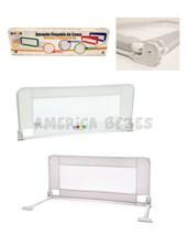 Baranda plegable para cama,  con 3 posiciones de uso y giro de 360°.  90x40cm. Colores surtidos. Baby Innovation.