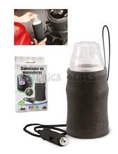Calentador de mamaderas Para auto,   de calentado rápido. Conector 12v,   luz de encendido  y correa para colgar.  Baby Innovation.