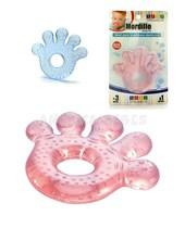 Mordillo Manito. +3m.  Liquido anticongelante. Textura rugosa. Colores surtidos. Baby Innovation.
