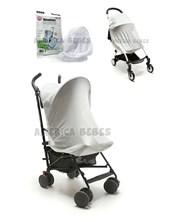 Mosquitero PREMIUM super suave Elastizado Universal. Micro red. para cochecito. Baby Innovation.