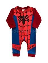 Enterito polar nene estampado Spiderman. Colores surtidos. Disney Licencia