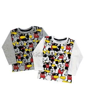 6335a20d2 Remera bebe M L Mickey. Colores surtidos. Disney Licencia.