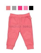 Pantaloncito beba pitucon flor. Colores surtidos. Baby Skin.