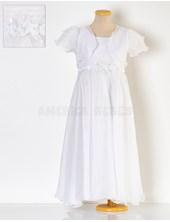 Vestido comunion S/M corte princesa. Children Dior.