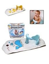 Asiento de baño y alfombra antideslizante. Colores surtidos. Baby Innovation.