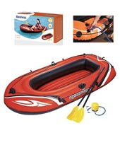 Set balsa Hydro Force con remos. 196x114cm. BestWay.