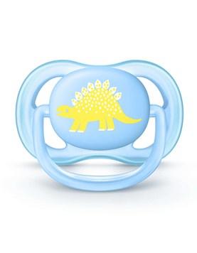 Chupete Ultra Air . Para la piel sensible de los bebés,0-6m. Avent Philips.