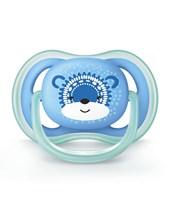 Chupete Ultra Air . Para la piel sensible de los bebés,  6-18m. Avent Philips.