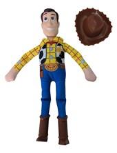Muñeco soft Woody. Sin sonido. Disney Licencia.