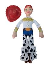 Muñeco soft Jessie Sin sonido. Disney Licencia.
