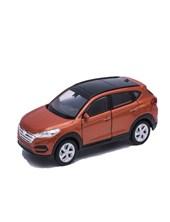 Autito Hyundai Tucson Coleccion Welly Lionels