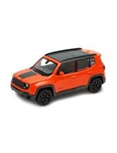 Autito 1:36 Welly Jeep Renegade Lionels