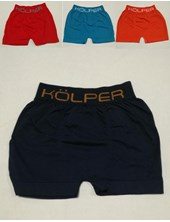 boxer clasico liso kolper