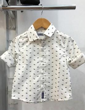 Camisa ml bebe panchos Popeye