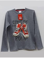 Remera ML Shoes Picante