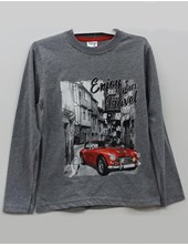 Remera ML Car Picante