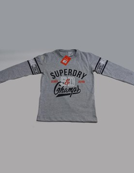 Remera ML Superdry Picante